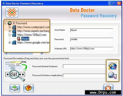 Windows 7 Recover Internet Explorer Password 4.8.1.3 full